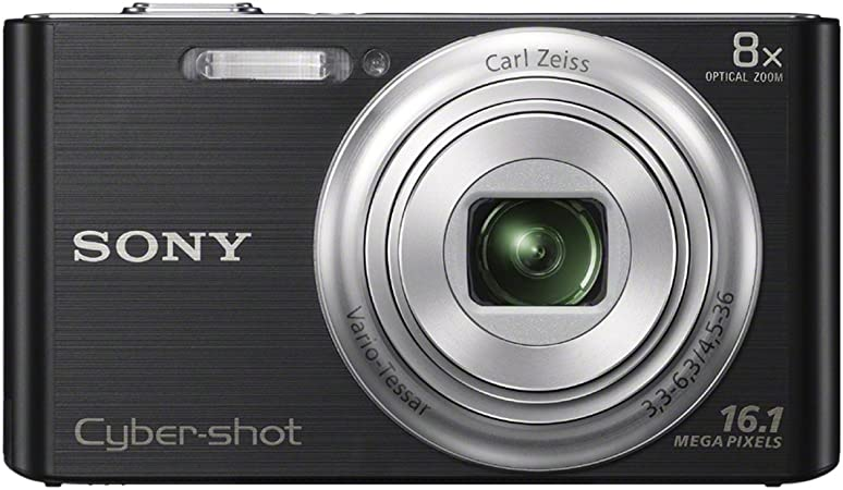 Sony Dsc W730 Digitalkamera 2 7 Zoll Schwarz Kamera