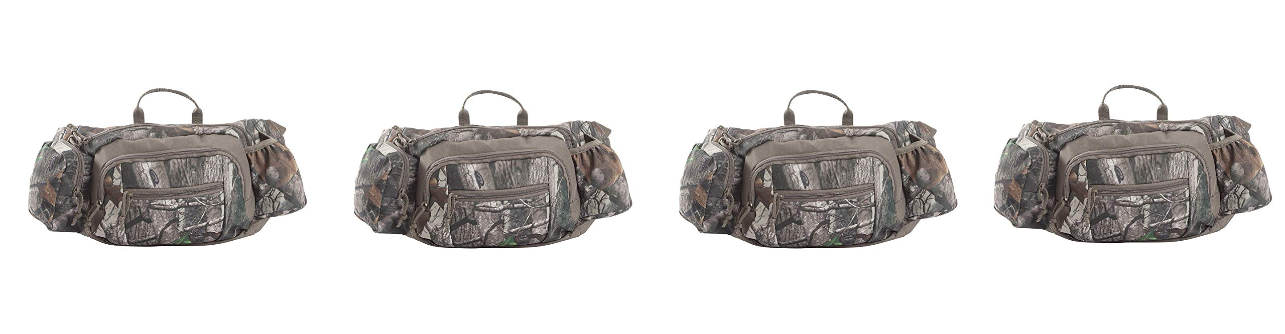 Allen Crusade Camo Hunting Waist Pack, 600 Cubic Inches, Next G2 (Pack of 4)