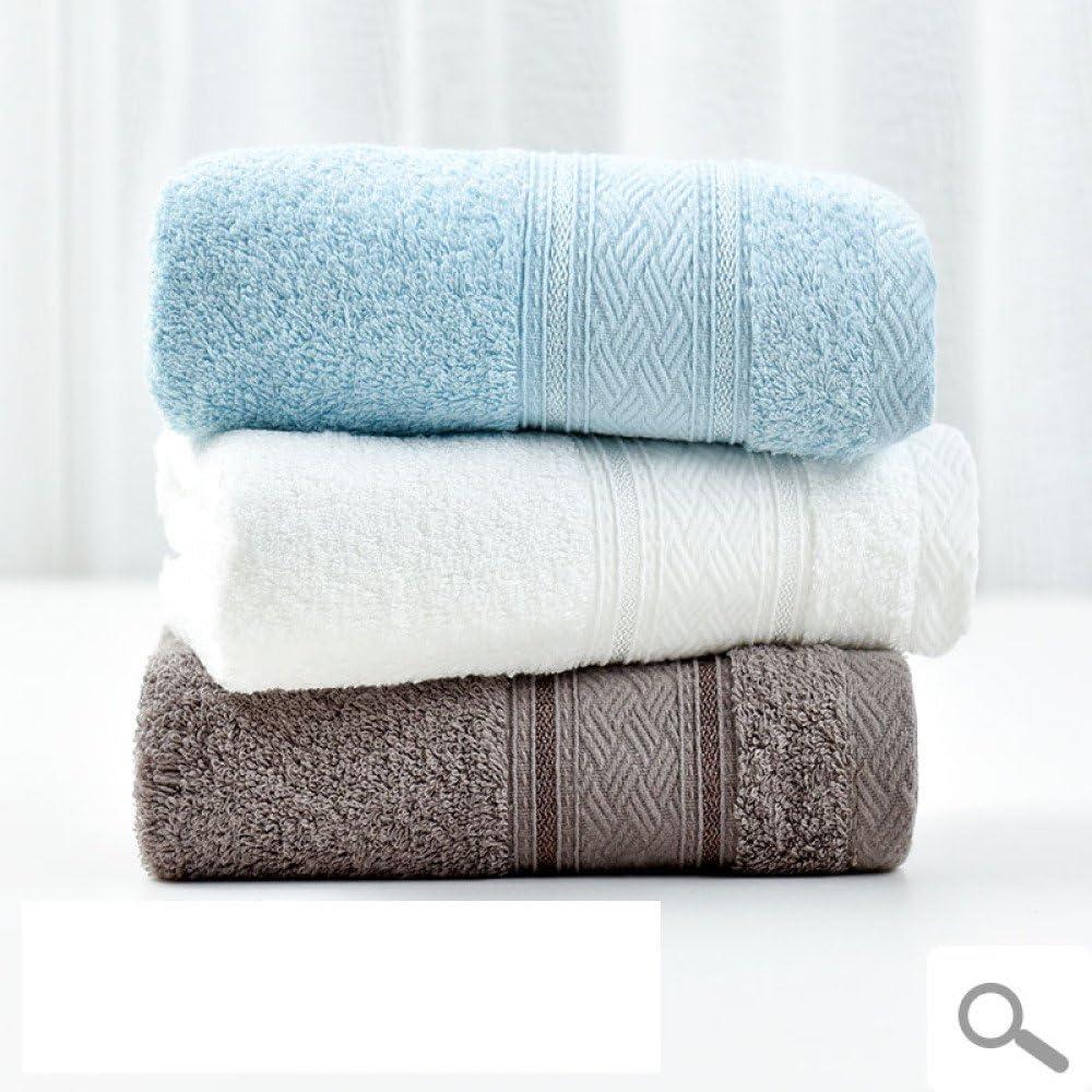 DHG 3 Toallas Súper absorbentes, Toallas de Algodón para el hogar ...