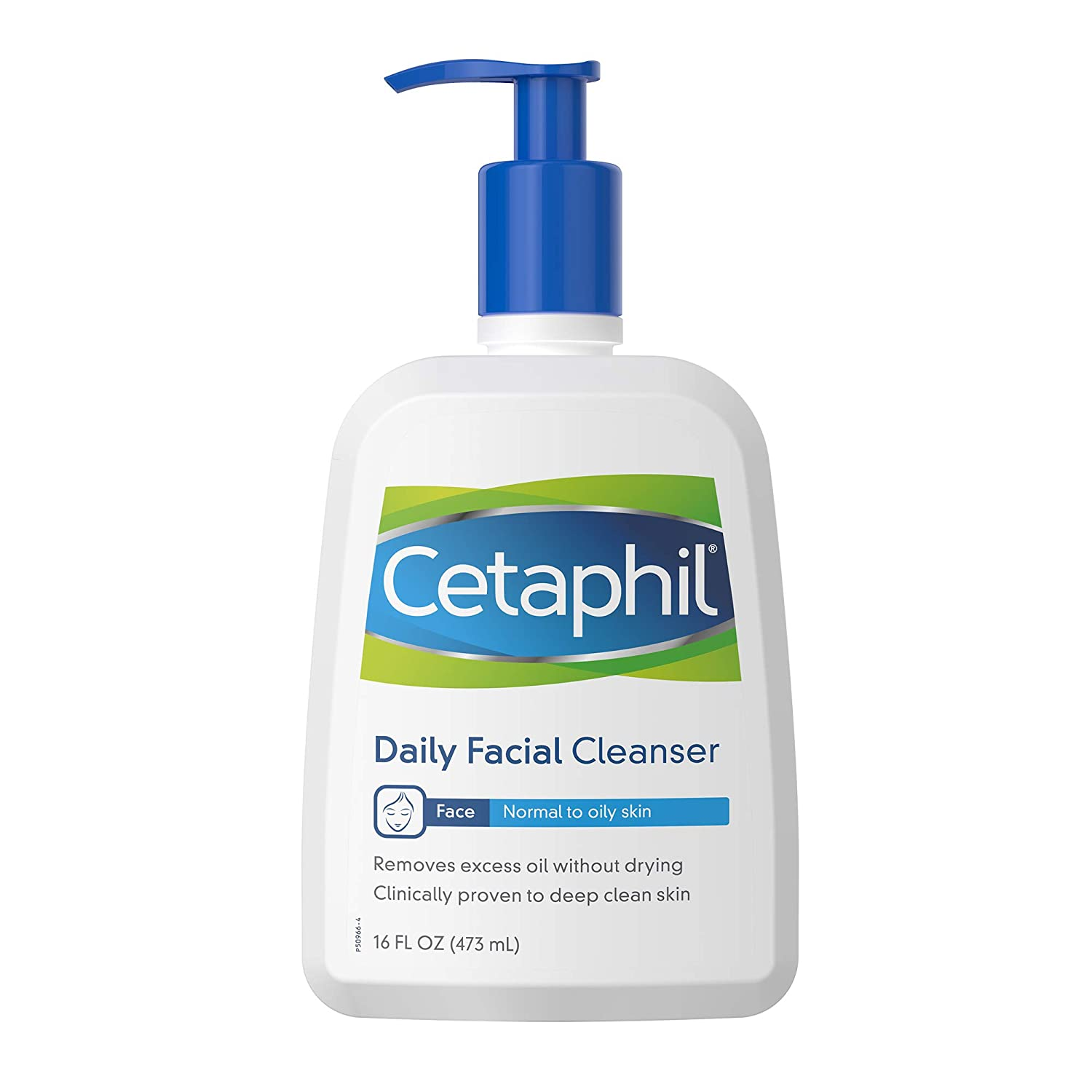 Cetaphil Daily Facial Cleanser for Normal To Oily Skin, 20 Fl Oz