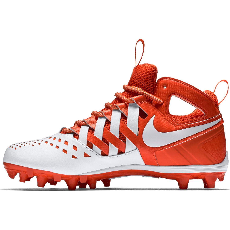Nike Huarache Rød Og Svart-hvitt Høydepunkter Cleats 8m397hw