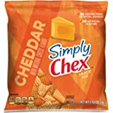 Simply Chex Snack Mix, Cheddar, 60Count