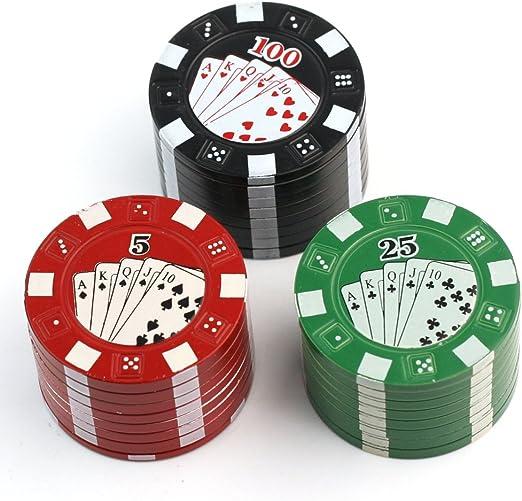 2 Parts Grinder Poker 40mm
