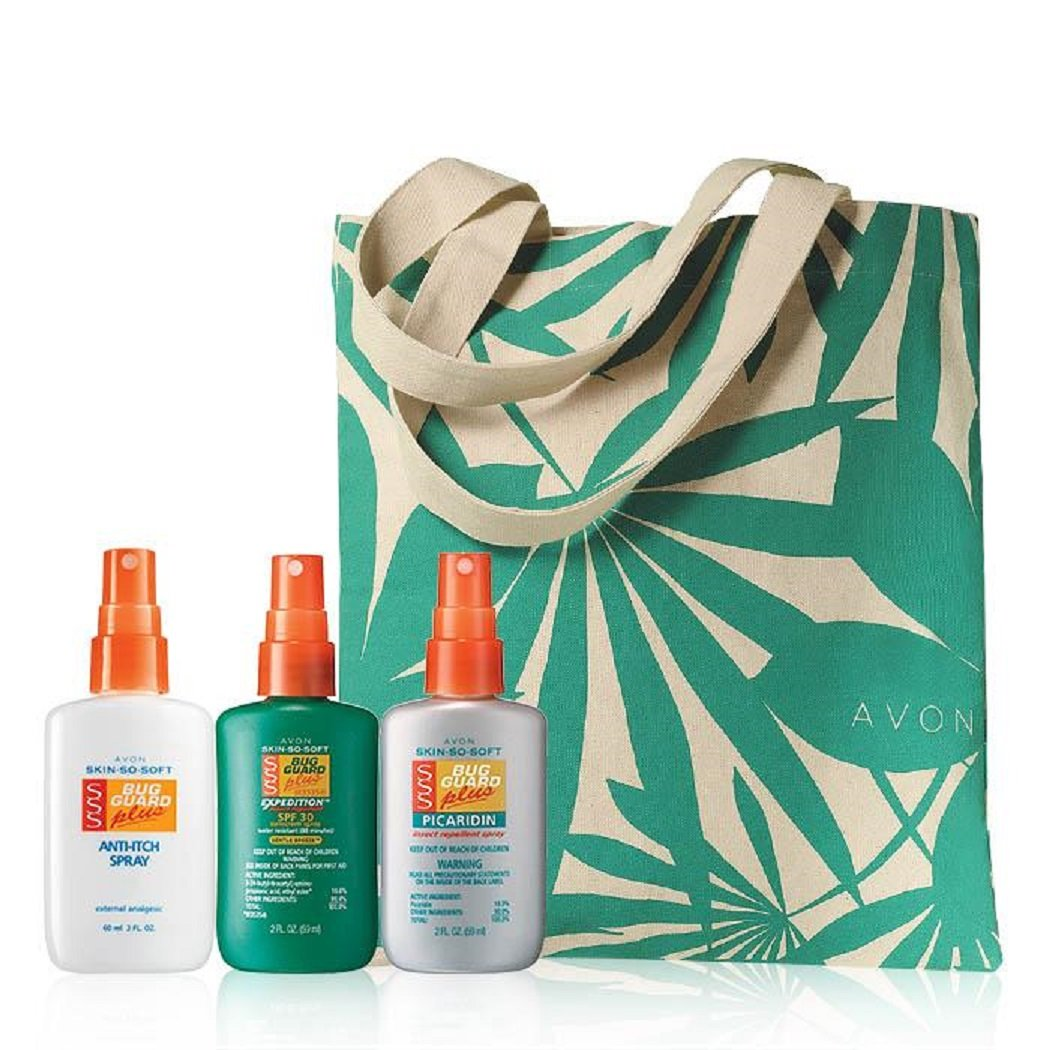 TSA-Friendly Bug Guard Travel Set (Picaridin & Expedition)