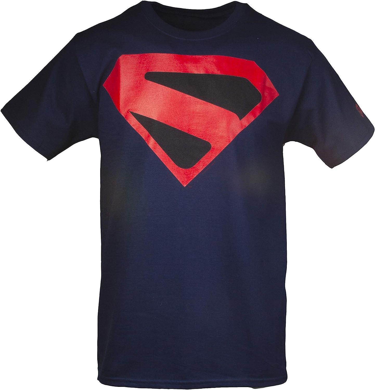 DC Comics Superman Kingdom Come - Camiseta - Azul - XX-Large: Amazon.es: Ropa y accesorios