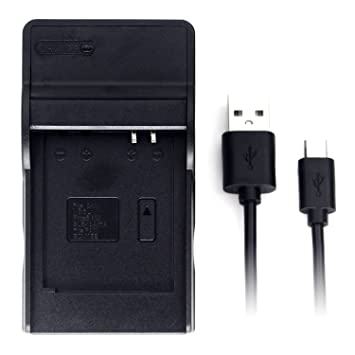 NB-6L USB Cargador para Canon PowerShot SX530 HS, SX610 HS, SX710 HS, SD1200 IS, SD1300 IS, S120 IXY 10S IXY 30S cámara y Más