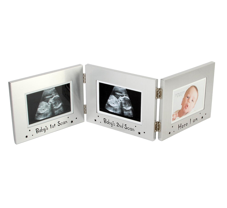 Widdop Bingham Juliana Bilderrahmen, 3-fach, für Ultraschallbilder ...