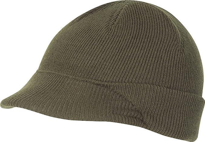 Cappello Invernale da uomo con visiera militare 4d5676715b91