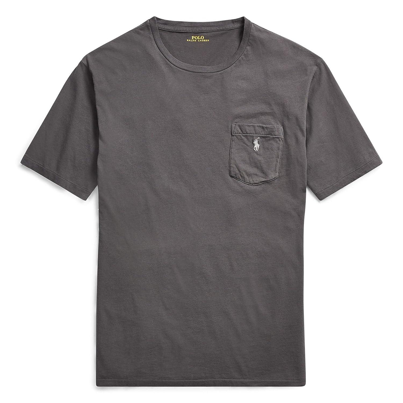 Polo Ralph Lauren Big /& Tall Classic Fit/%100 Cotton Crew Neck T-Shirt