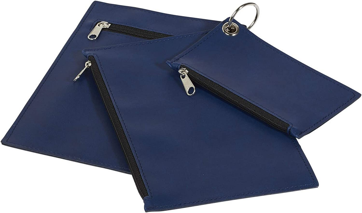 Bullet Inca Keyring Clutch Bags One Size Blue