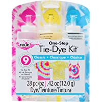 Tulip 31668 Tie Fabric Dye Kit, Classic
