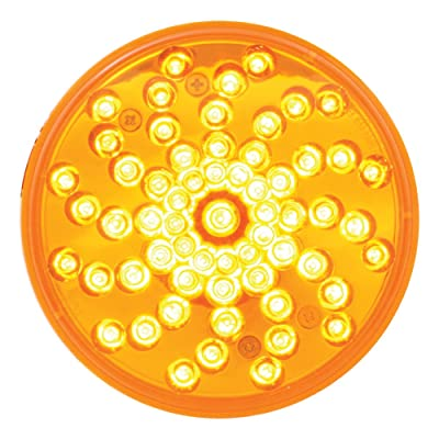 """Grand General 76720 Amber 4"""" Twister Style 61-LED Park/Turn/Clearance Light: Automotive"""