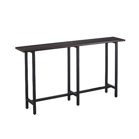 Skinny Sofa Table Slim Console Table