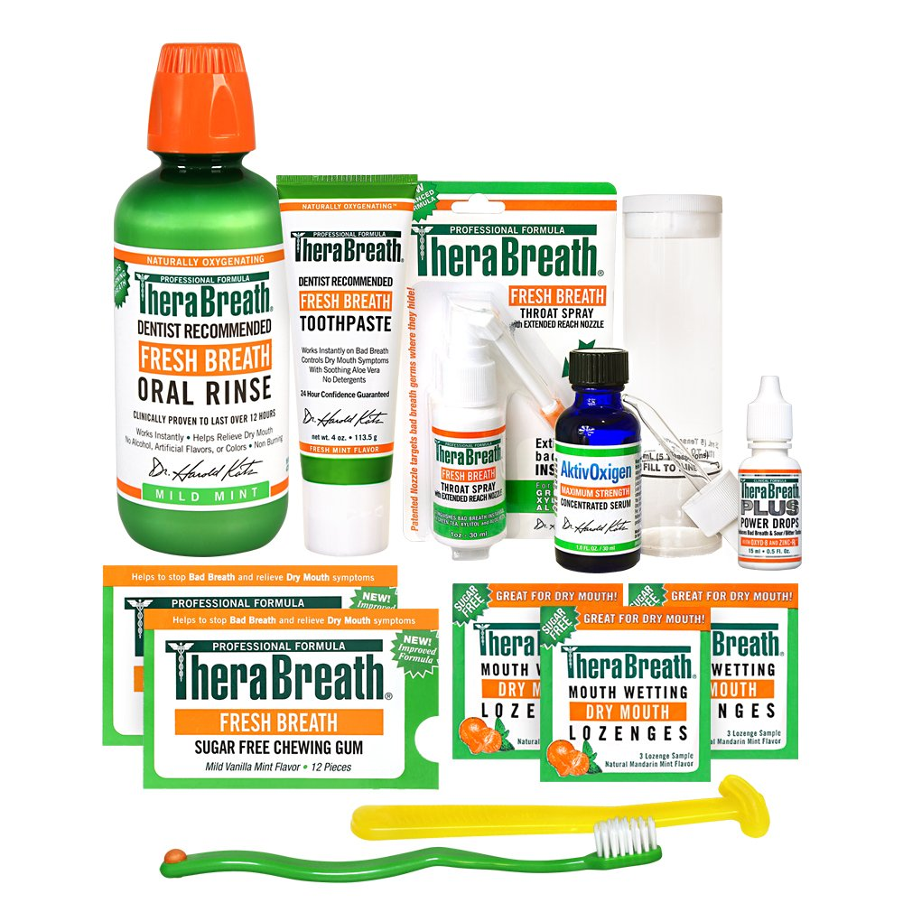 TheraBreath Starter Kit, 1 Count