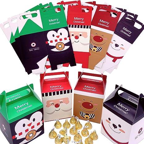 Amazon.com: Cajas de regalo, 12 unidades, cajas de regalo de ...