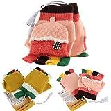 USB Gloves New Laptop Women's USB Heated Half & Full Finger Winter Warm Hand Gloves Warmer Wool