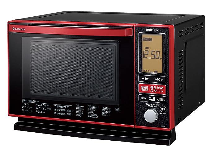 Amazon.com: Koizumi Voz Guided Horno Microondas 16L Rojo kor ...