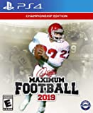 Doug Flutie's Maximum Football 2019 (PS4) - PlayStation 4