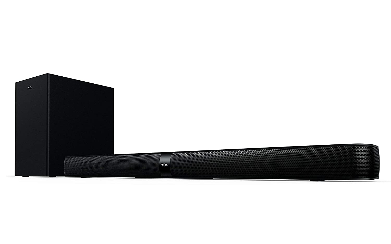 "TCL Alto 7+ 2.1 Channel Home Theater Sound Bar with Wireless Subwoofer - TS7010, 36"", Black"