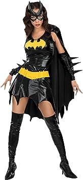 Batman - Disfraz de Batgirl para mujer, Talla M adulto (Rubies ...