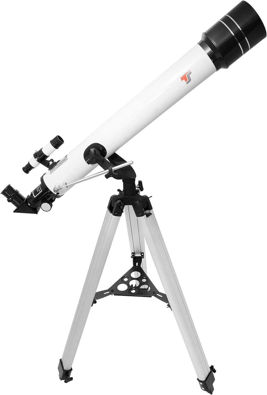 Ts Optics Refraktor Teleskop Ac 70 Kamera
