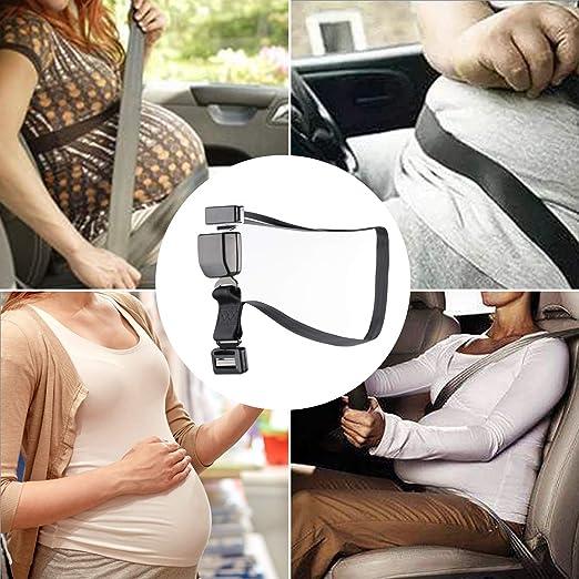 Crenze Schwangerschafts Sicherheitsgurt Regler Sicherheitsgurt Für Schwangere Komfort Sicherheit Für Den Bauch Schwangerer Mütter Schützt Das Ungeborene Baby Ein Muss Für Werdende Mütter Baby