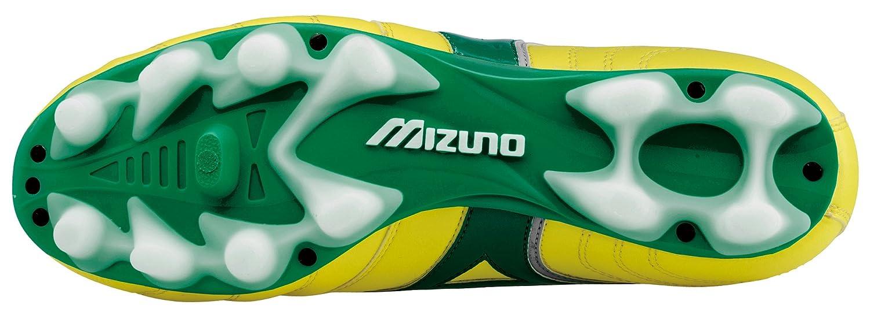 Scarpe da calcio, MIZUNO MRL CLUB MD GIALLO VERDE P1GA160637