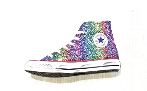 converse all star arcobaleno