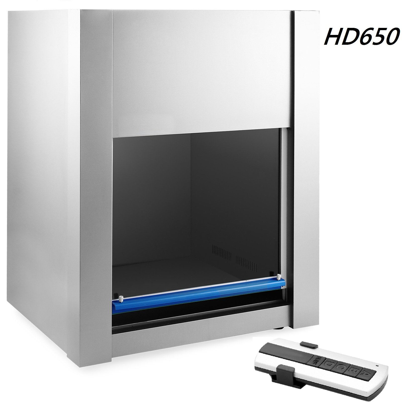 Superland HD-650 Laminar Flow Hood Filter Class 100 Laminar Flow Hood Horizontal Flow Laminar Flow Hood Fan for Lab and Industry Air Clean Bench (HD-650: 9.8-17.7inch/s) by Superland
