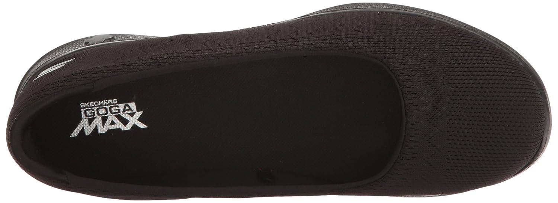 Skechers 14476/TPE Slipper Go Step Lite-Solace Damen Slipper 14476/TPE Ballerinas Taupe schwarz 9ad3c4