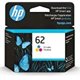 HP 62 Tri-Colour Original Ink Cartridge (C2P06AN)