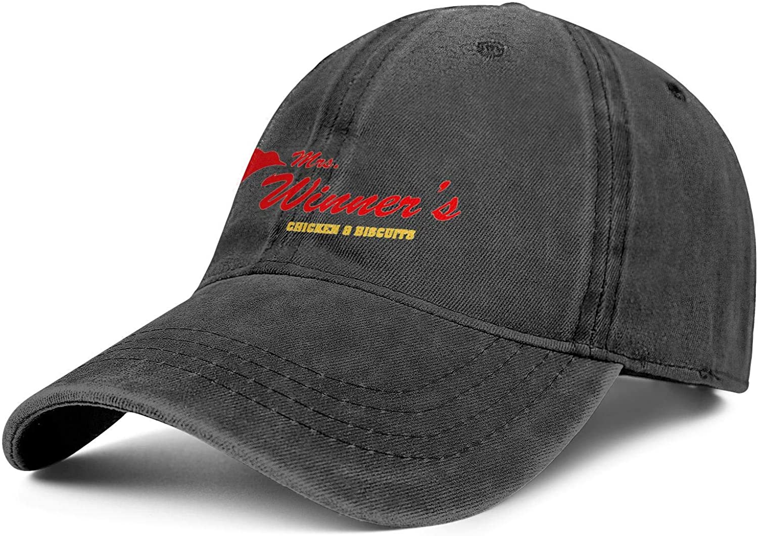 Winners Chicken and Bisc New Logo Hat Adjustable Fitted Dad Baseball Cap Trucker Hat Cowboy Hat Unisex Mrs