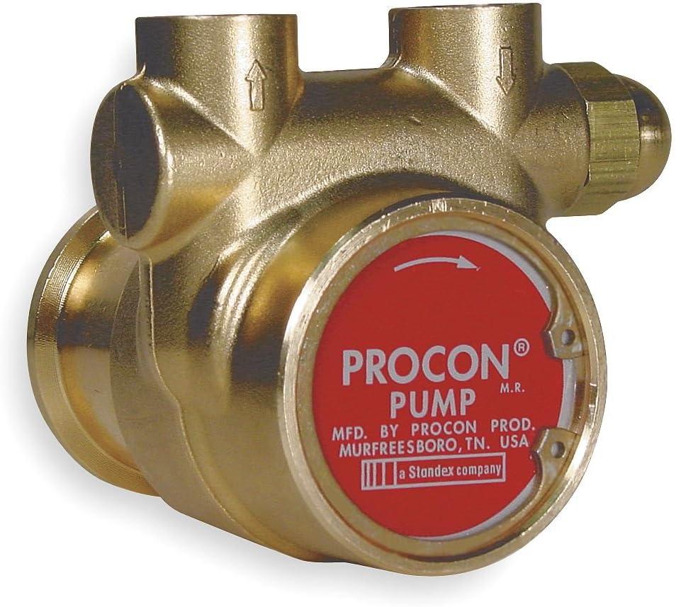 Rotary Vane Brass Pump