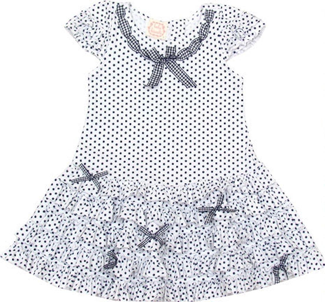 【在庫有】 Baby Biscotti幼児ガールズMademoiselleドットドレス、12 M   B01EQTWAC6, カミキタマチ:7883e51e --- arianechie.dominiotemporario.com