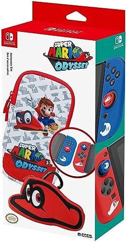 Starter Kit Mario Odyssey (Nintendo Switch): Amazon.es: Videojuegos