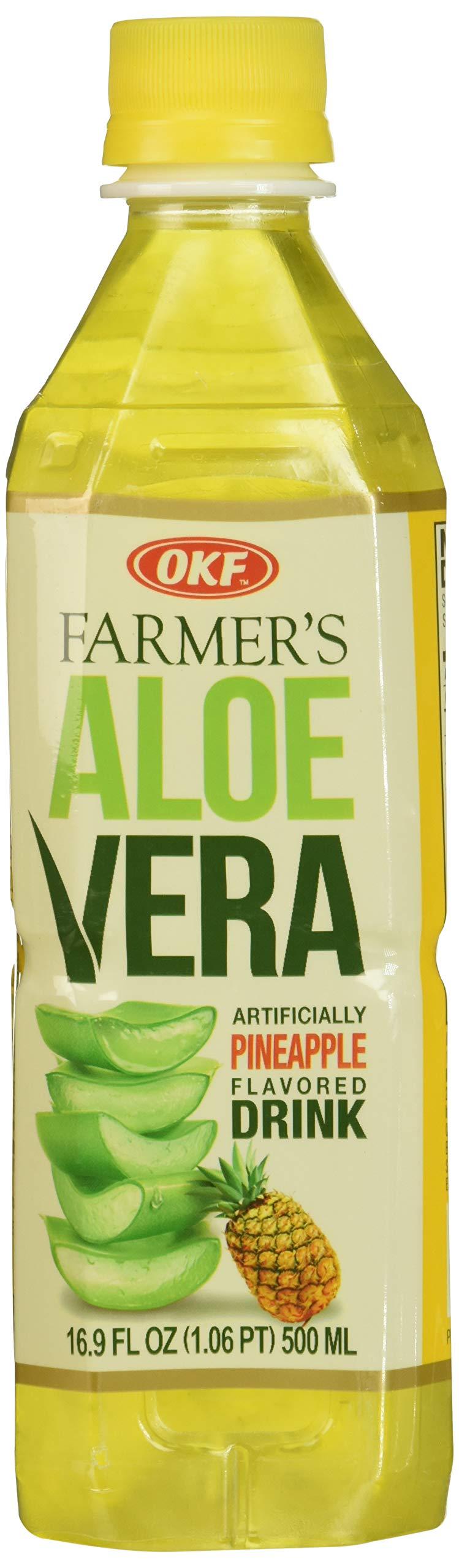 Farmers Aloe Vera Pineapple drink