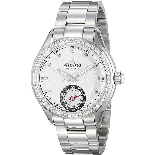 Amazon.com: Alpina Horological Smartwatch Womens Fitness ...