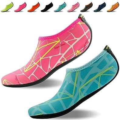 93b5a3e5a134 Home Slipper Women s Water Shoes Swimming Socks Neoprene Diving Surfing  Socks 2 Pairs