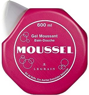 Moussel - Gel de Baño con Aceites Esenciales Naturales - 600 ml
