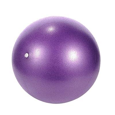 Mini balle de yoga Fastar de 25cm - Balle de fitness, Pilates, de gymnastique, d'équilibre