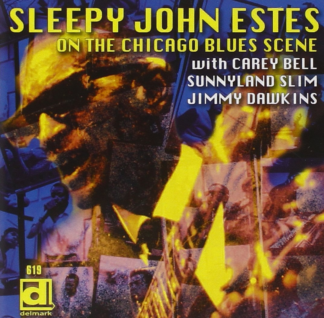 On the Chicago Blues Scene (Electric Sleep)