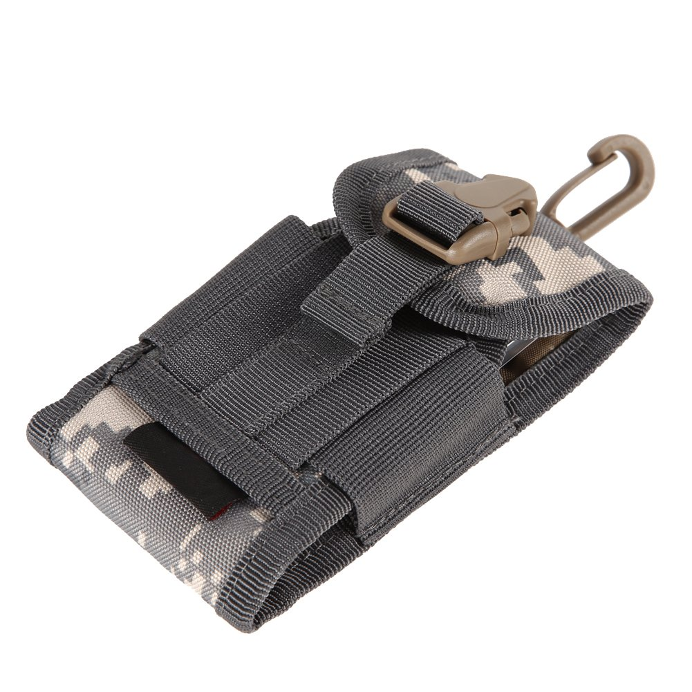 Estuche multifuncional Tama/ño libre hombre negro Accesorio Chinatera para hombres para llaves o tel/éfono m/óvil