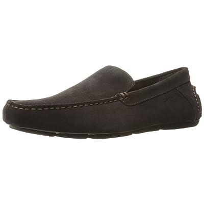 Calvin Klein Men's Miguel Suede Slip-on Loafer | Loafers & Slip-Ons
