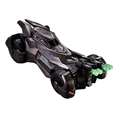 Batman v Superman: Dawn of Justice Epic Strike Batmobile Vehicle: Toys & Games