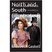 North and South (illustrated) (English Edition)