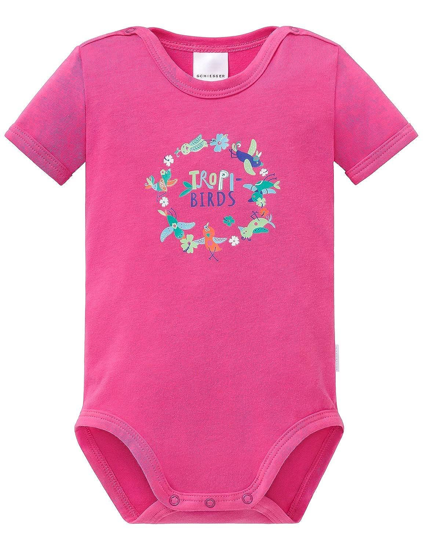 Schiesser Baby-M/ädchen Body