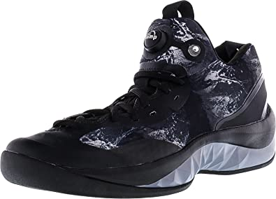 306890f87299 Reebok Pump Rise Basketball Men s Shoes Size 11 Black