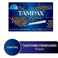Tampax Tampones Super Plus, 10 unidades