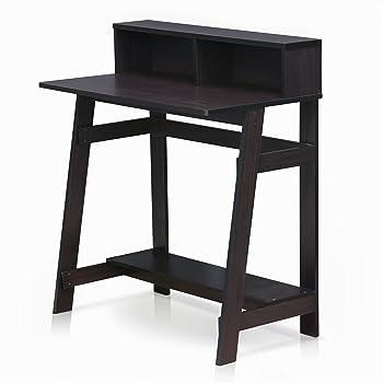 Furinno Simplistic A-Frame Computer Desk