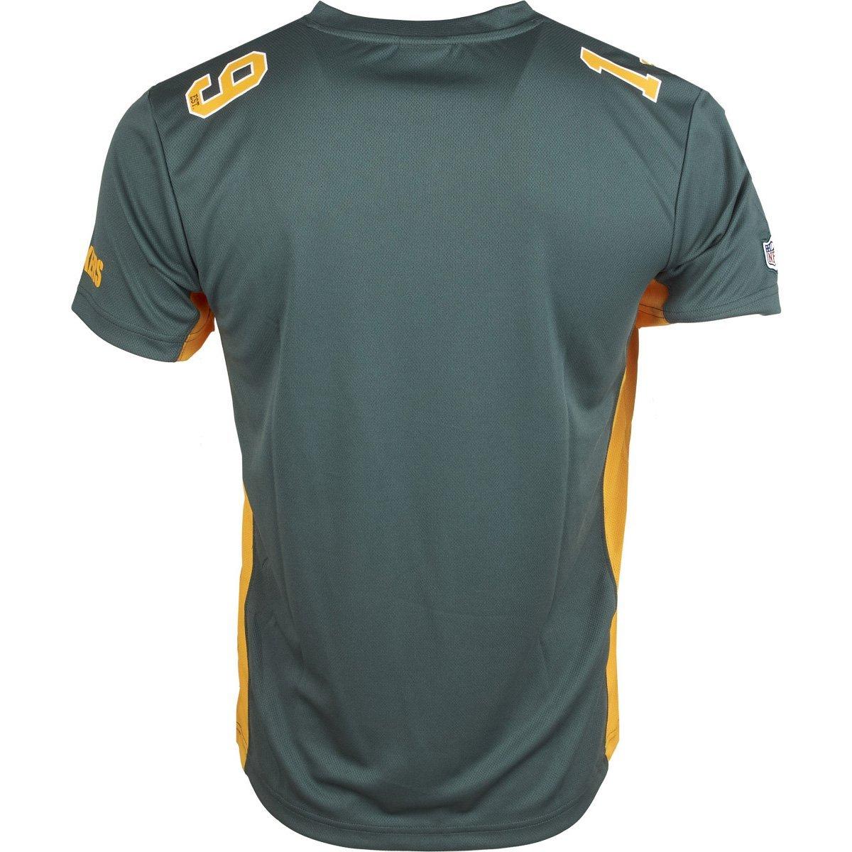 Majestic NFL GREEN BAY PACKERS Moro Mesh Jersey T-Shirt
